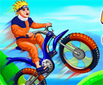naruto bmx challenge online game